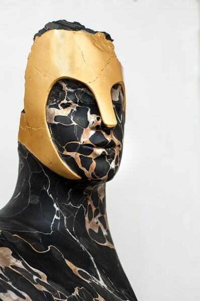 Domenico Ludovico, 'Black and gold dream', 2018
