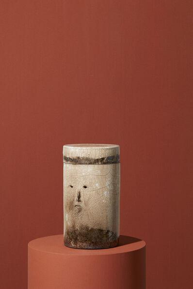 Cathrine Raben Davidsen, 'Gaia Head Jar', 2019