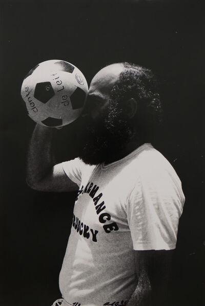 Paulo Bruscky, 'Lógica versus acaso', 1986