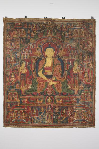 'Amitabha Buddha in his Paradise', 15th century