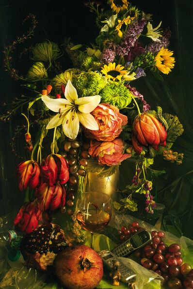David LaChapelle, 'Early Fall, from the series »Earth Laughs in Flowers«', 2008-2011