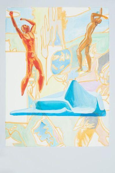 David Salle, 'Untitled', 2001