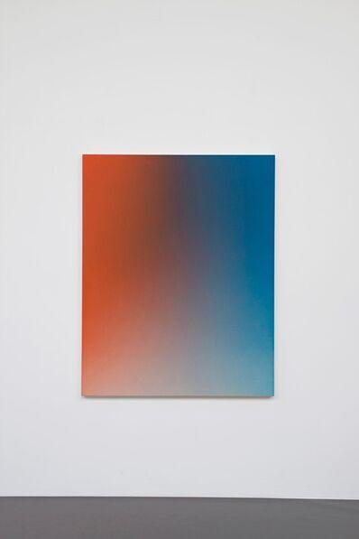 Oliver Marsden, 'Pyrrole Orange Cyan Blue Fade / OMS 608', 2016