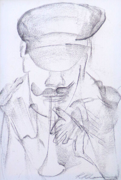 Krishen Khanna, 'Untitled', ca. 2000