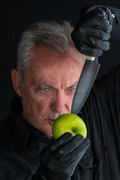 Greg Gorman, 'Udo Kier, Palm Springs', 2017