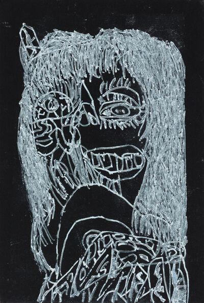 Richard Wright (b. 1955), 'Jade Cochran The She Freak a Real Scary Freak', 2017