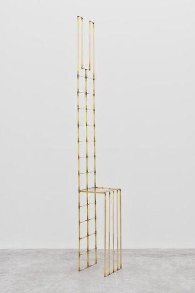Tarik Kiswanson, ' Ambiguous object 4', 2015