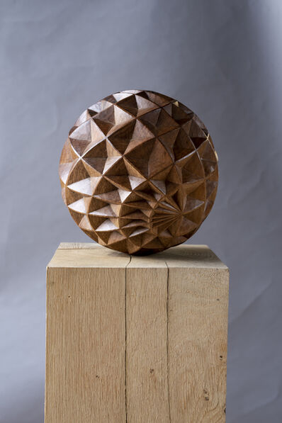 Alison Crowther, 'Incised Walnut I', 2018