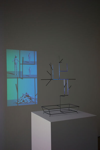 Yves Netzhammer, 'Tree 1', 2018