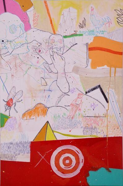 Thameur Mejri, 'Target', 2019
