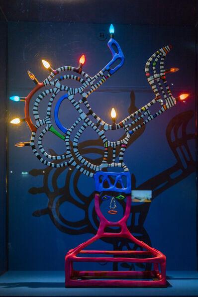 Niki de Saint Phalle, 'Lampe Angulaire', 1992