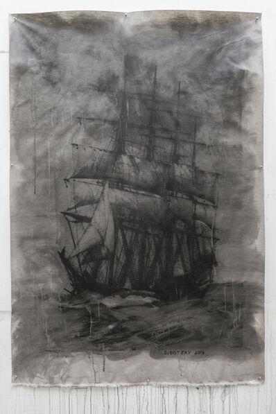 Mikhael Subotzky, 'Tall Ship II', 2018