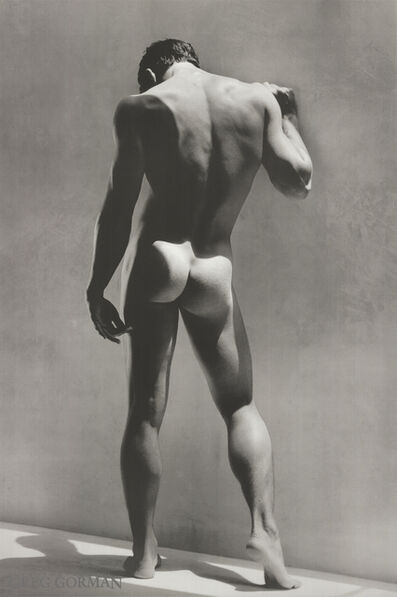 Greg Gorman, 'Male Nude #1', 1992