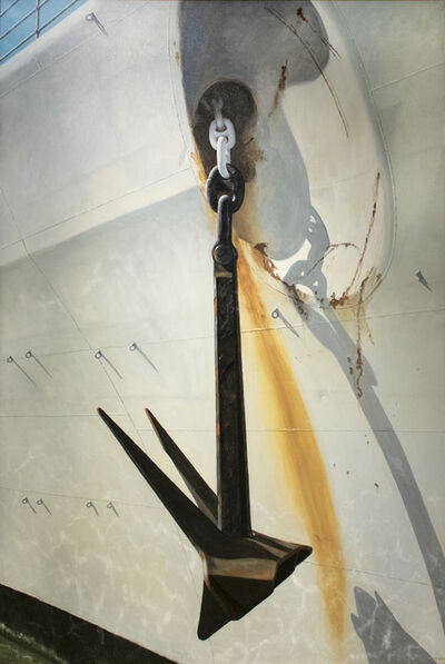 Joseph E. Richards, 'Anchor I', c. 1990