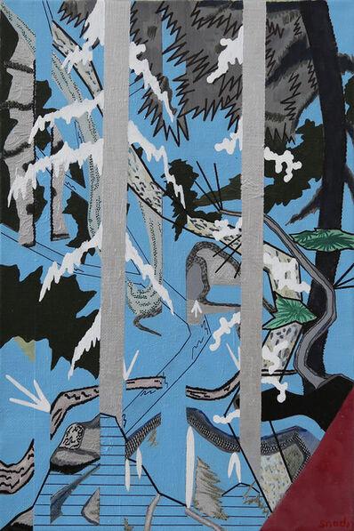 Jin Jinghong 金景鸿, 'Silver Trees', 2015