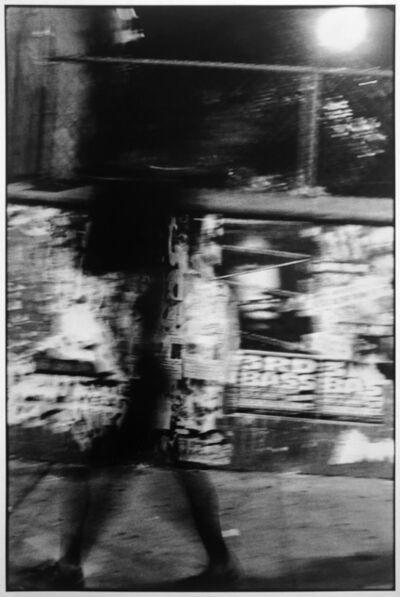 Ming Smith, 'August Blues, Harlem, New York', 1991