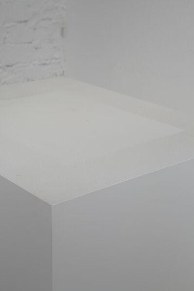 Erwin Wurm, 'Untitled (dust sculpture)', 1990-2012