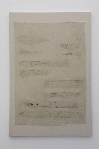 Patricia Dauder, 'Print (wood) # 2', 2015