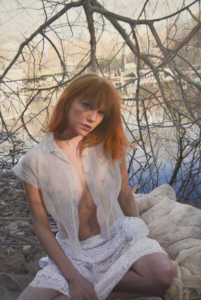 Yigal Ozeri, 'Untitled; Janna', 2015