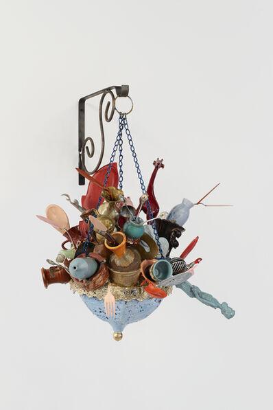 Stephané Edith Conradie, 'geraniums & petunias', 2019
