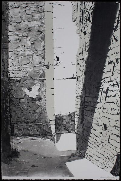 Agnes Murray, 'Approaching Slains Castle #9', 2013