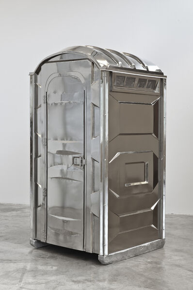 Zeke Moores, 'Port-o-Potty', 2011