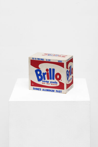 Richard Pettibone, 'Andy Warhol, Brillo Box, 1964', 1969