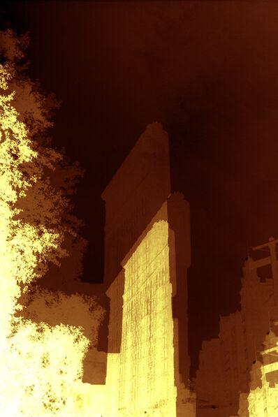 Erik Steffensen, 'Yellow Flatiron Building', 2015