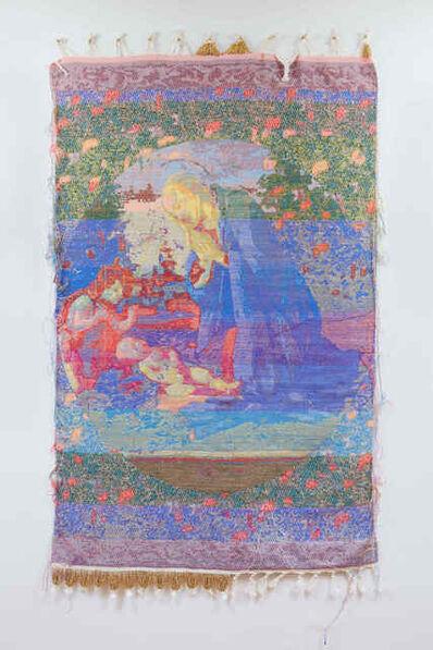 John Paul Morabito, 'Madonna adorante il bambino con il bambino San Giovanni (dopo Sandro Botticelli),', 2018