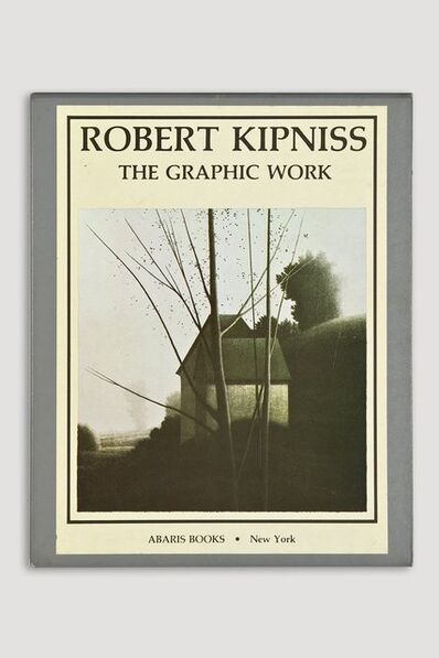 Robert Kipniss, 'Deluxe Volume of Robert Kipniss The Graphic Work', 1980