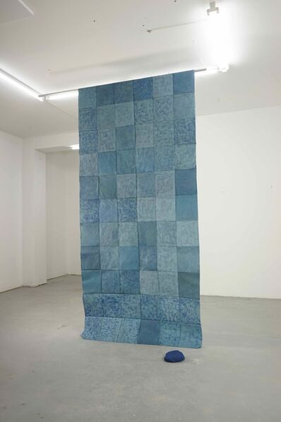 Dalila Gonçalves, 'Desgastar em pedra (4 ensaio)', 2019