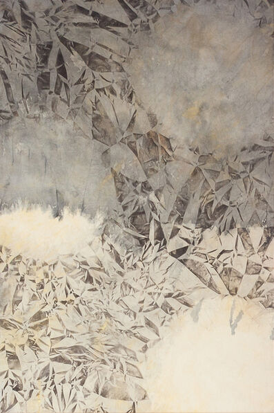 Mette Tommerup, 'Garden of Ur (Raw Umber and Gold I) ', 2019
