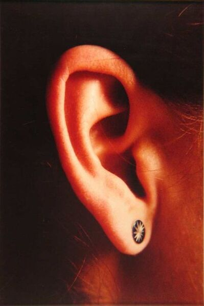 Isa Genzken, 'Five Ears (detail)', 1981