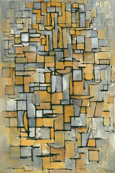 Piet Mondrian, 'Tableau no. 1', 1913