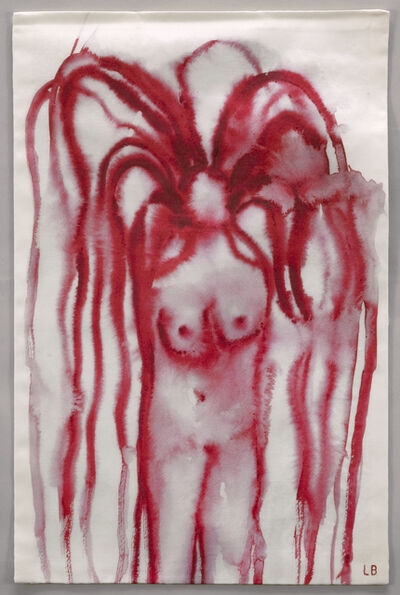 Louise Bourgeois, 'Girl with Hair', 2007-2009