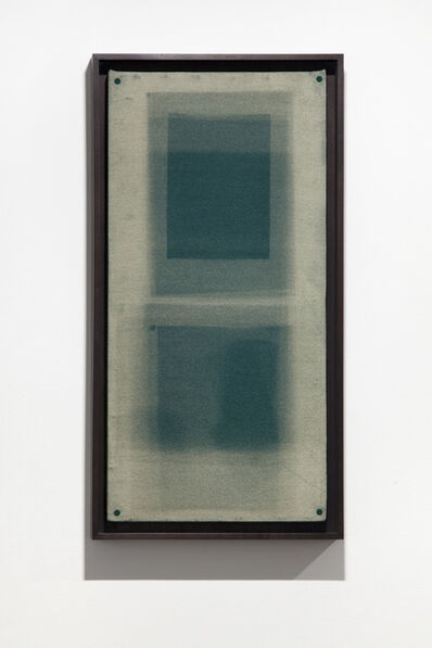 Tom Lovelace, 'Forms in Green, Hackney, No. 3', 2011