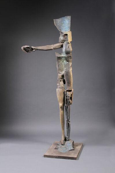 Stephen De Staebler, 'Figure with One Open Arm', 2010