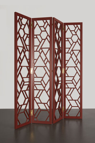 Ashley Hicks, 'Unique folding screen', 2019