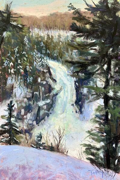 Takeyce Walter, 'Day 5: Frozen Falls', February 2020
