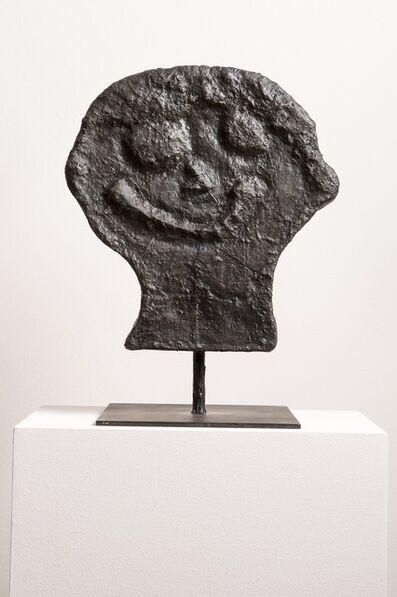 Donald Baechler, 'HEAD 3', 2014