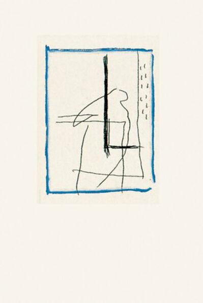 Albert Ràfols-Casamada, 'Blanc-Mondrian', 1998