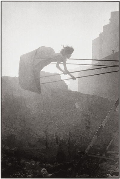 Frank Horvat, 'Cairo, Egypt. Swinging Girl', 1962