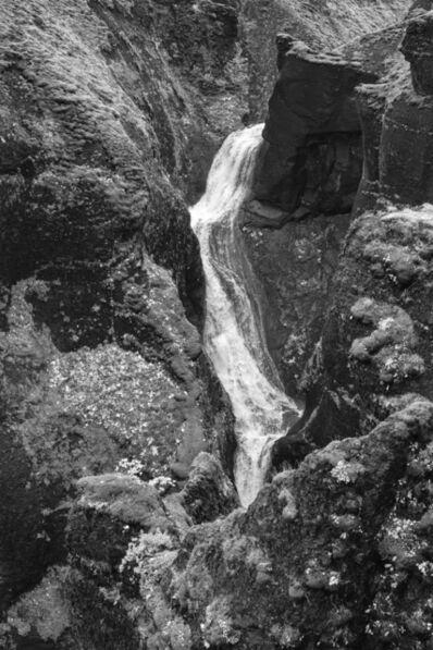 Bryson Rand, 'Waterfall (Fjadrargljfur, Iceland)', 2019