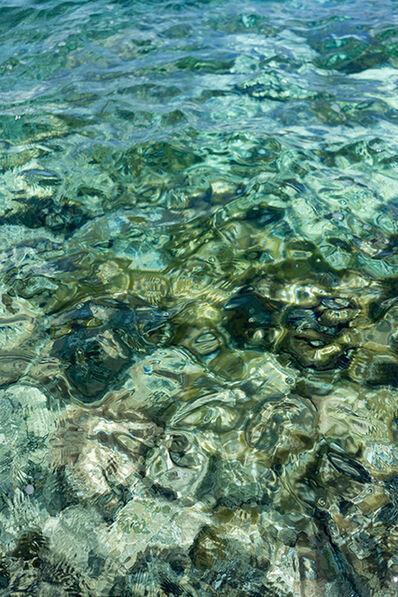 Deb Achak, 'Tyrrhenian Sea (no. 1)', 2018
