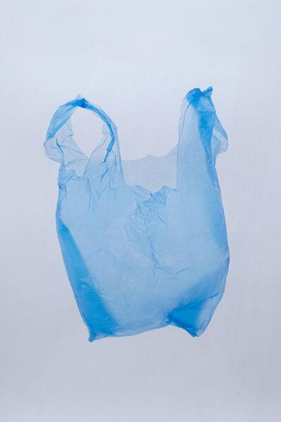 Chuck Ramirez, 'Euro Bags: Blue', 2009-2015