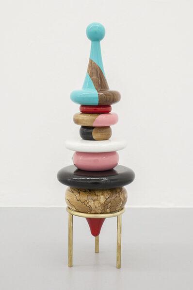 Henrik Vibskov, 'Wooden Spinners 1', 2016