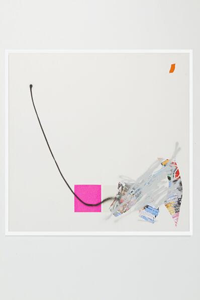 Oso Parado, 'UNPRETZEL #3', 2017