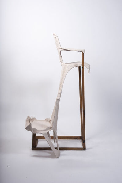 Diego Bianchi, 'Broken chairs composition', 2017