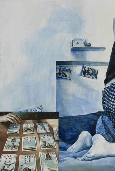 Laura Karetzky, 'Embedded TopBunkTarot', 2018