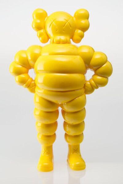 KAWS, 'Chum (Yellow)', 2002